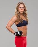 UFC Fighter Portraits: Ronda Rousey Photographic Print by Jim Kemper