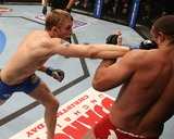 "UFC on FOX: Dec 8, 2012 - Alexander Gustafsson vs Mauricio ""Shogun"" Rua Photo by Ezra Shaw"