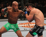 UFC on FX: Jun 8, 2013 - Demetrious Johnson vs Ian McCall Foto af Josh Hedges