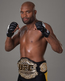 UFC Fighter Portraits: Anderson Silva Photographic Print by Josh Hedges