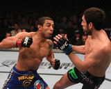UFC 136: Oct 8, 2011 - Jose Aldo vs Kenny Florian Photographic Print by Nick Laham