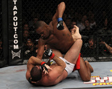 UFC 128: Mar 19, 2011 - Mauricio Rua vs Jon Jones Photo by Al Bello