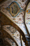 Vaulted Ceiling of the Antiquarium, Residenz, Munich, Bavaria, Germany Photographic Print by Green Light Collection
