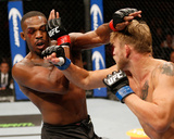 UFC 165: Sept 21, 2013 - Jon Jones vs Alexander Gustafsson Photographic Print by Josh Hedges