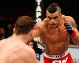 UFC on FX: Jan 19, 2013 - Vitor Belfort vs Michael Bisping Photographic Print by Josh Hedges