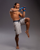 UFC Fighter Portraits: Ben Henderson Photographic Print by Jim Kemper