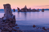 Tufa Formations at Mono Lake, Mono County, California, USA Photographic Print by Green Light Collection