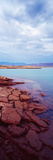Shore Waters, Lake Mead, Nevada, USA Photographic Print