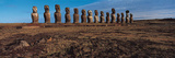 Easter Island Chile Photographic Print