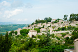 Buildings on a Hill, Bonnieux, Vaucluse, Provence-Alpes-Cote D'Azur, France Photographic Print by Green Light Collection