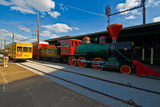 Chattanooga Choo Choo at the Creative Discovery Museum, Chattanooga, Tennessee, USA Photographic Print by Green Light Collection