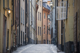 Buildings in Old Town, Gamla Stan, Stockholm, Sweden Photographic Print by Green Light Collection