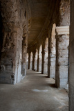 Columns of Amphitheater, Arles Amphitheatre, Arles, Bouches-Du-Rhone Photographic Print by Green Light Collection