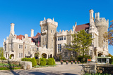 Facade of Casa Loma, Toronto, Ontario, Canada Photographic Print by Green Light Collection