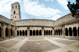 Cloister of St. Trophime, Church of St. Trophime, Arles, Bouches-Du-Rhone Photographic Print by Green Light Collection