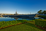 World War Ii Submarine at a Museum, Uss Bowfin Submarine Museum and Park, Pearl Harbor Photographic Print by Green Light Collection