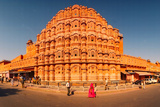 Hawa Mahal at Jaipur, Rajasthan, India Photographic Print by Green Light Collection