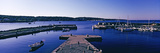 Pier at a Harbor, Rockport, Essex County, Massachusetts, USA Photographic Print