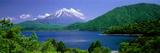 Lake Motosu Oshino Yamanashi Japan Photographic Print