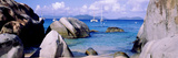 Boulders on a Coast, the Baths, Virgin Gorda, British Virgin Islands Photographic Print