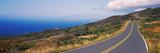 Road Passing Through Hills, Maui, Hawaii, USA Photographic Print