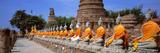 Ayutthaya Thailand Fotodruck