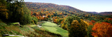 Golf Course on a Hill, Hawthorne Valley Golf Course, Hawthorne Valley, Salon, Ohio, USA Photographic Print