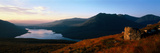 Lake Lurgainn Highlands Scotland Photographic Print