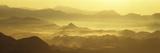 Mist Hills Miyazaki Japan Photographic Print