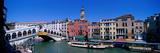 Ponte Di Rialto Venice Italy Photographic Print