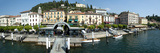 Waterfront at Bellagio, Lake Como, Lombardy, Italy Photographic Print