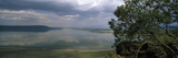 Reflection of Clouds in Water, Lake Nakuru, Great Rift Valley, Lake Nakuru National Park, Kenya Photographic Print