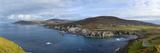 Clouds over the Sea, Atlantic Drive, Achill Island, County Mayo, Republic of Ireland Photographic Print