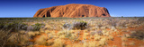 Ayers Rock, Uluru-Kata Tjuta National Park, Northern Territory, Australia Photographic Print