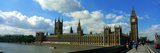 Houses of Parliament London England Photographic Print