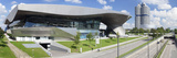 Bmw World, New Distribution Center Near Bmw Administration and Bmw Museum, Munich, Bavaria, Germany Photographic Print