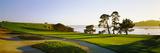 Pebble Beach Golf Course, Pebble Beach, Monterey County, California, USA Photographic Print