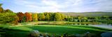 Golf Course, Penn National Golf Club, Fayetteville, Franklin County, Pennsylvania, USA Papier Photo