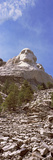 Low Angle View of a Monument, Mt Rushmore National Monument, South Dakota, USA Photographic Print