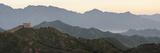 Great Wall of China, Jinshangling, Hebei Province, China Fotoprint