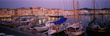 St. Tropez Cote Dõazur France Fotografisk trykk