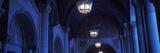 Lanterns Hanging in the Corridor of Royce Hall, University of California, Los Angeles Photographic Print