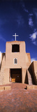 Facade of a Church, San Miguel Mission, Santa Fe, New Mexico, USA Photographic Print