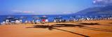 Beach Chairs on the Beach, Maui, Hawaii, USA Photographic Print