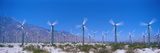 Wind Generators Near Palm Springs California USA Photographic Print