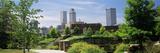 Buildings in a City, Tulsa, Oklahoma, USA 2012 Photographic Print