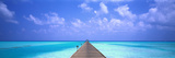 Holiday Island Maldives Photographic Print