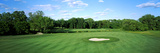 Sand Trap in a Golf Course, White Clay Creek Golf Course, Wilmington, Delaware, USA Photographic Print