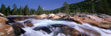 Rushing Mountain Stream Telemark Region Norway Photographic Print