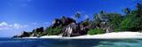 La Digue Island Seychelles Fotografisk tryk